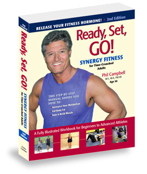 Ready, Set, Go! Synergy Fitness for Time Crunched Adults