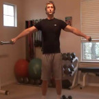 Lateral Shoulder Raises