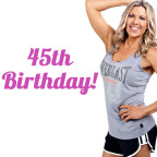 Get Back Into Shape Experiment and 45th birthday... Does this sound like you?
