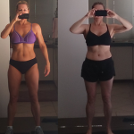 Week 5 Photos and Results – Get back into shape experiment