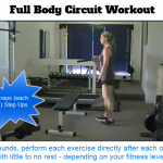 Full Body Circuit Workout Video